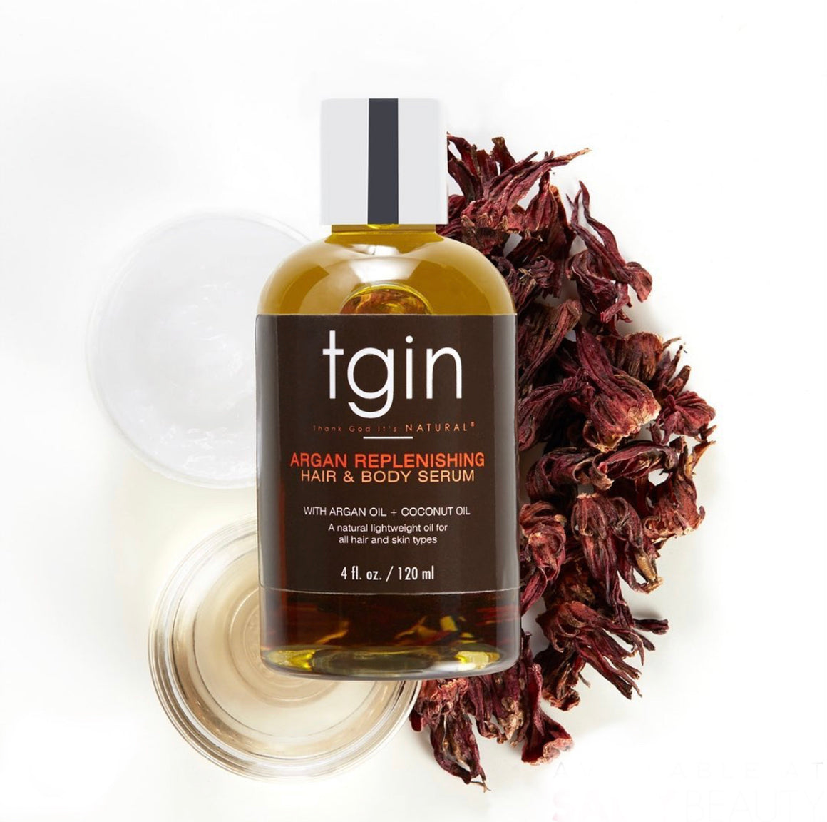 TGIN ARGAN OIL BODY HAIR SERUM