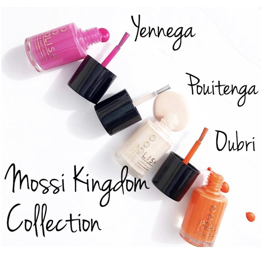 ooo polish - mossi kingdom collection canada
