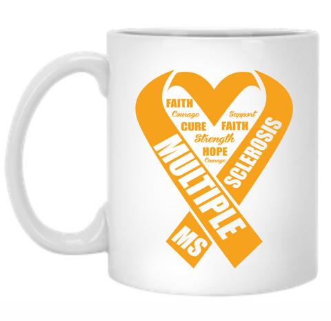 Multiple Sclerosis Love 11 oz. Mug