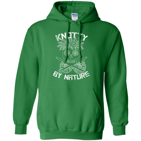 Knotty by Nature  Hoodie