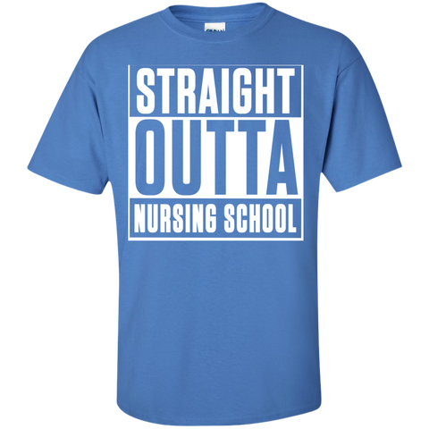 Straight Outta Nursing School Ultra Cotton T-Shirt