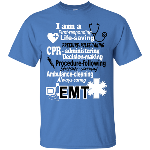 EMT Poems sayings   T-Shirt