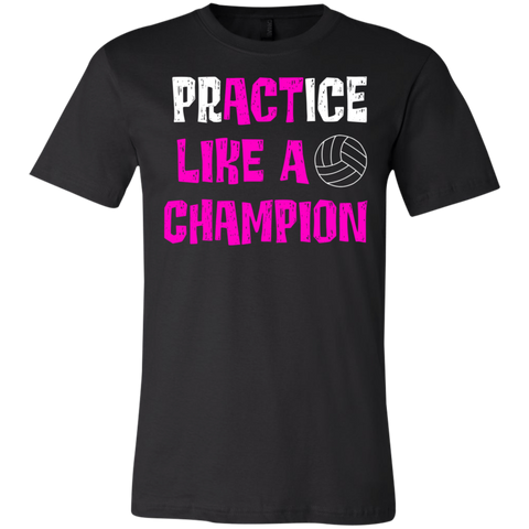 Act like a champion .  T-Shirt