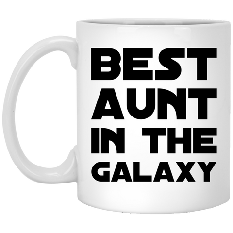 Best Aunt in the Galaxy  Mug