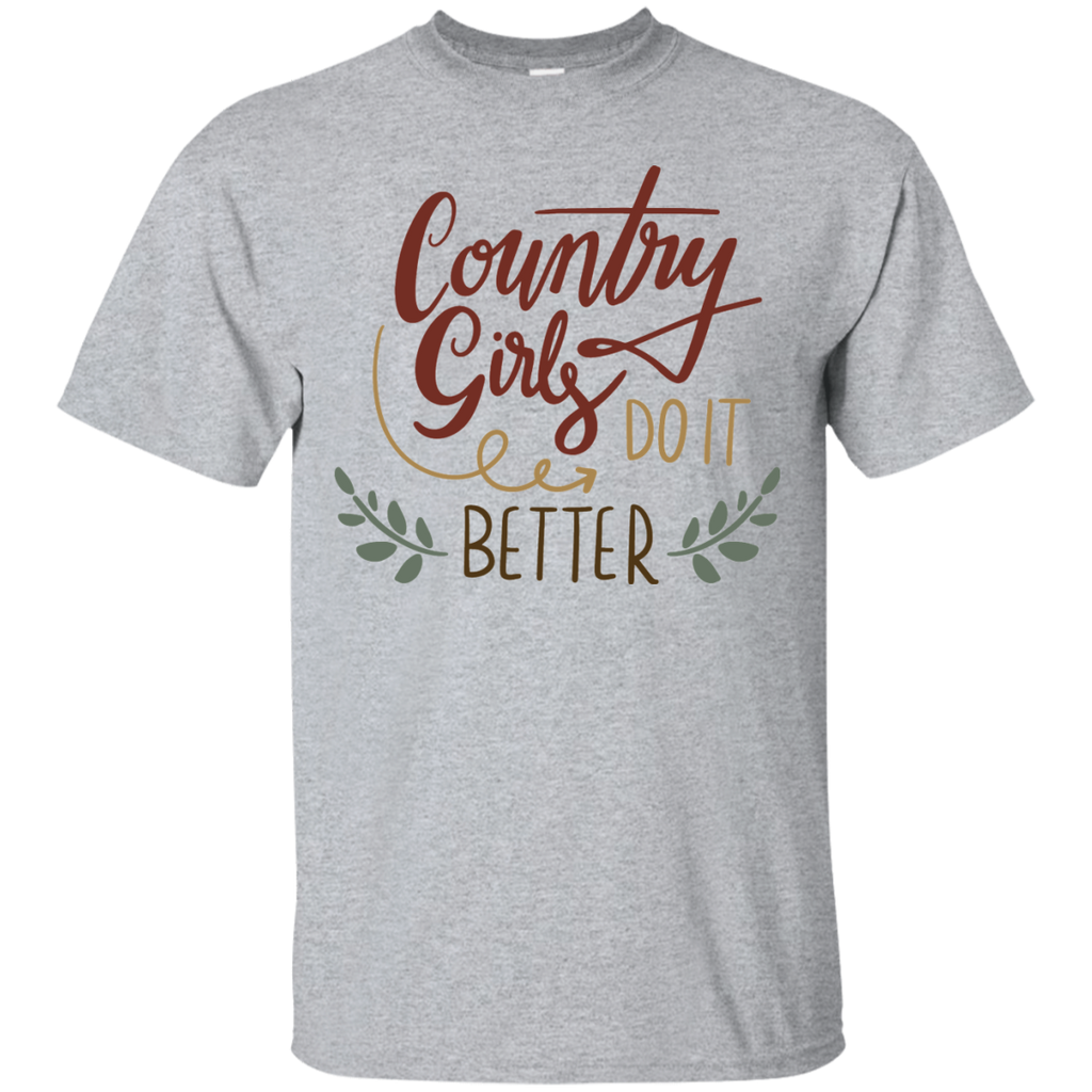 Country Girls Do it Better Tshirt
