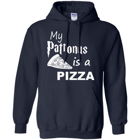 My Patronus is a pizza Hoodie