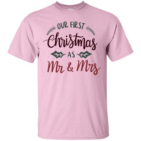 Our First christmas as Mr & Mrs   T-Shirt