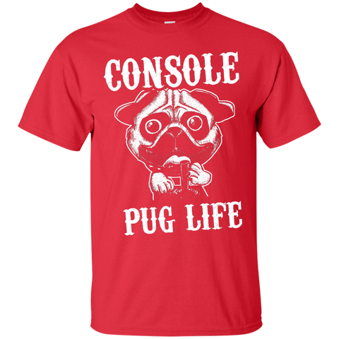 Console Pug Life  T-Shirt