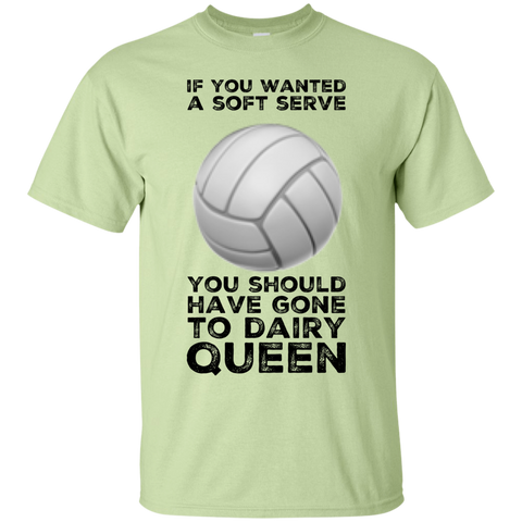 If you wanted a soft serve you should have gone to dairy queen   T-Shirt