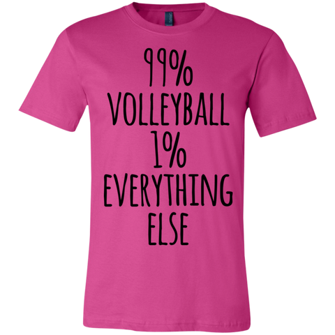 99%  Volleyball 1% Everything else  Tshirt