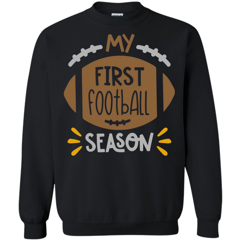 My First Football Sweatshirt