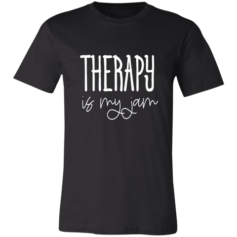 Therapy is my jam  T-Shirt