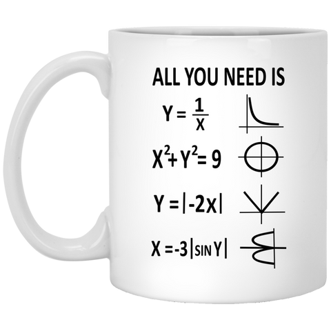 All You Need is Love  11 oz. Mug