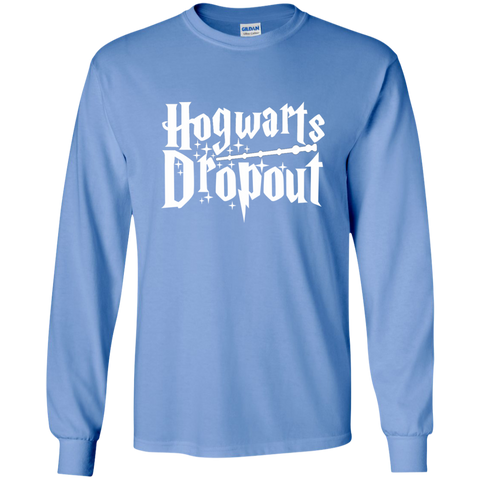 Hogwarts Dropout LS Ultra Cotton Tshirt