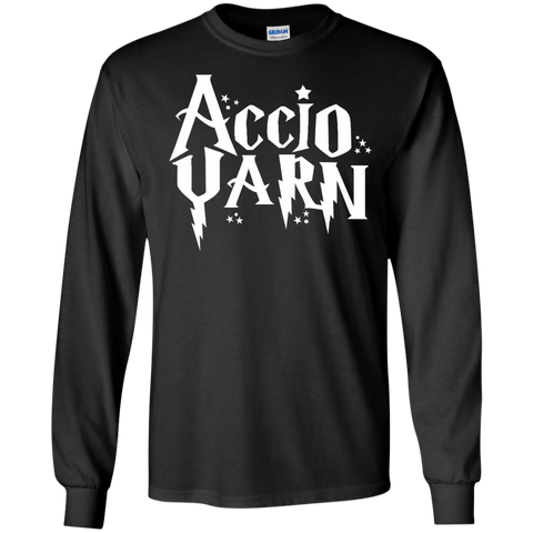 Accio Yarn   LS   Tshirt