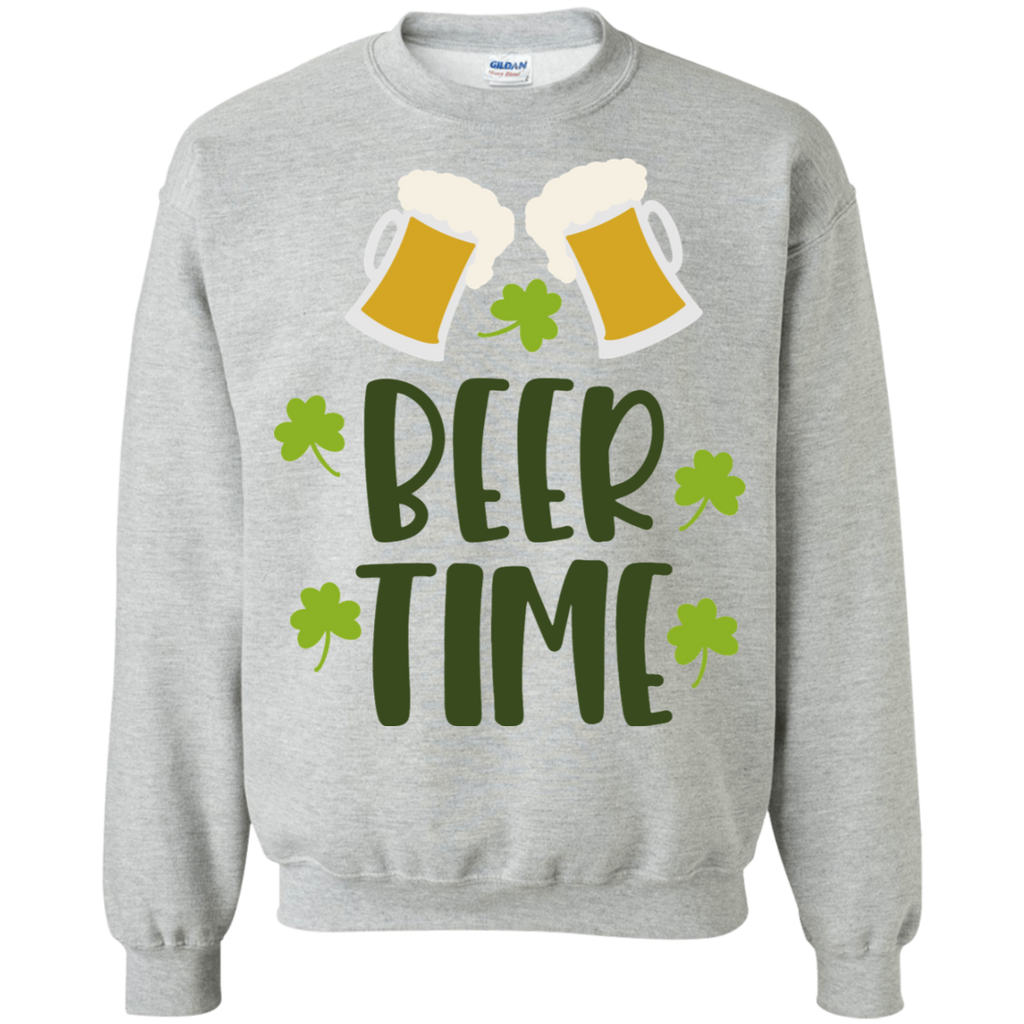 Beer Time  Sweatshirt