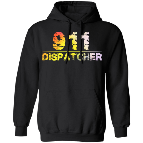 911  Dispatcher  Pullover Hoodie 8 oz.