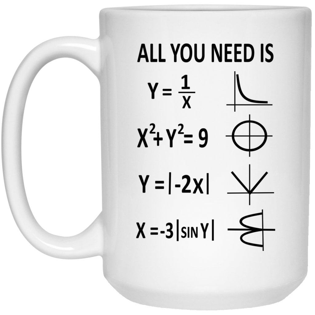 All You Need is Love  Mug - 15oz