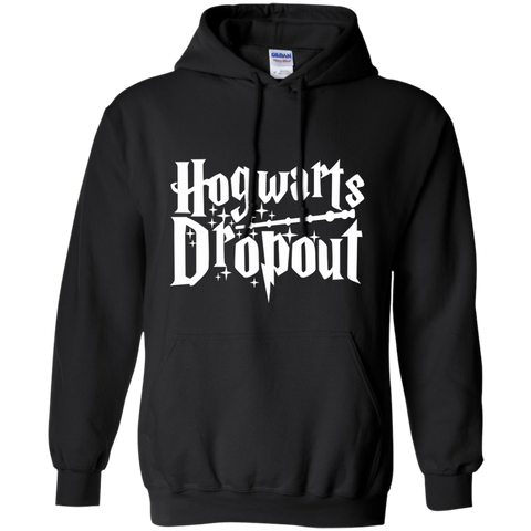 Hogwarts Dropout Pullover Hoodie 8 oz