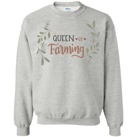 Queen of Farming Sweatshirt