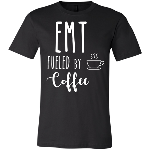 EMT fueled by coffee  Short-Sleeve T-Shirt