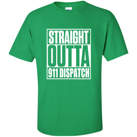 Straight Outta 911 Dispatch T-Shirt