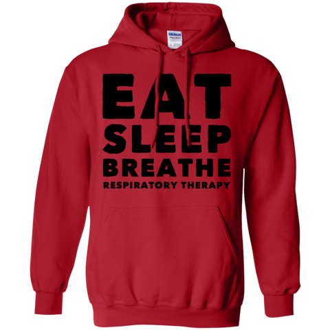 EAT SLEEP BREATHE RESPIRATORY THERAPY   Hoodie