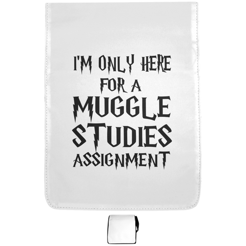 I'm Only Here For a Muggle Studies Assignment Medium Shoulder Bag