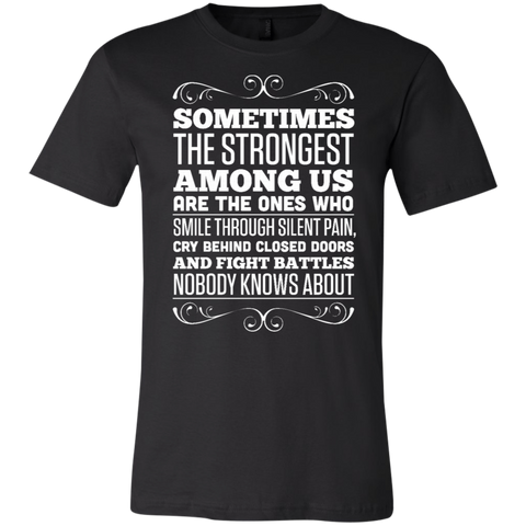 Fight Poems awareness T-Shirt