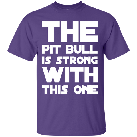 The Pit Bull is strong with this one  T-Shirt