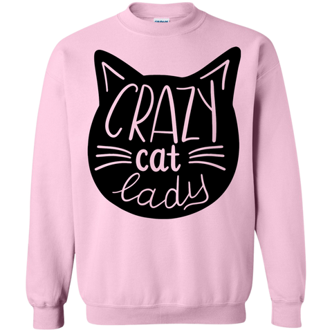 Crazy Cat Lady Sweater