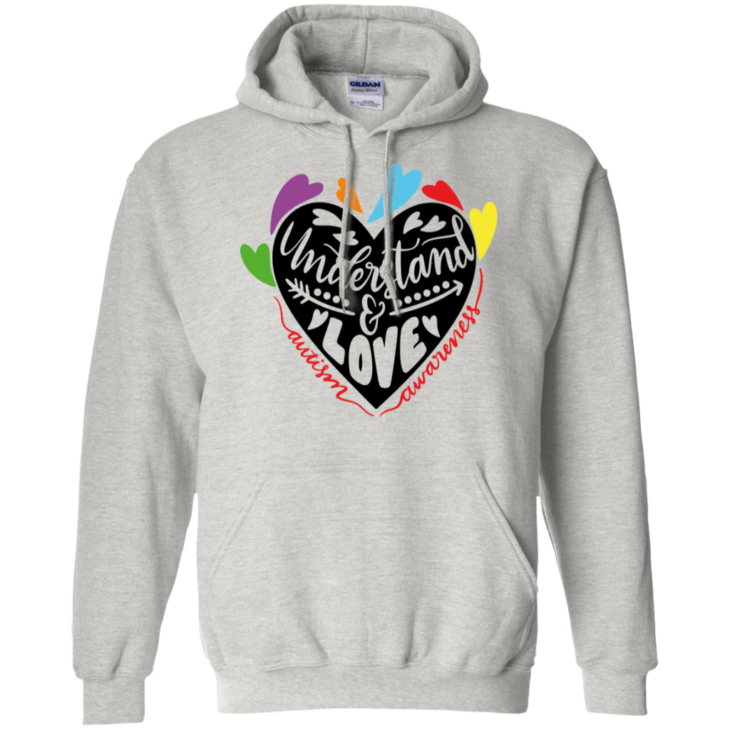 UNDERSTAND AND LOVE Hoodie