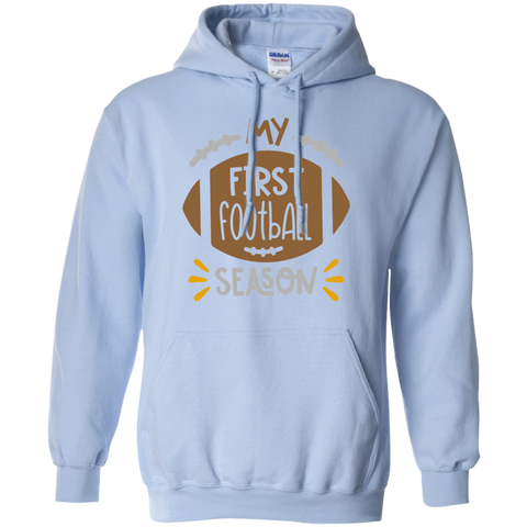 My First Football  Hoodie