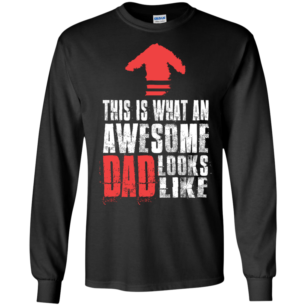 This is what an awesome Dad looks like  Tshirt