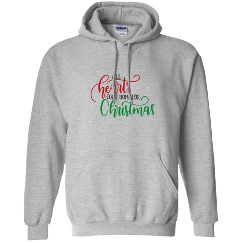 all hearts come home for christmas  Hoodie