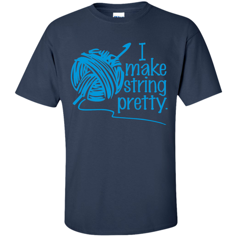 I Make String Pretty  T-Shirt