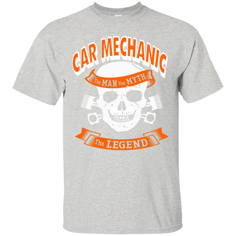Car Mechanic The Man The Myth The Legend  T-Shirt