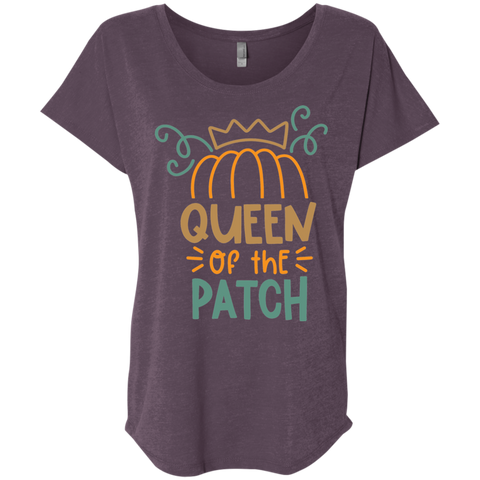Queen of the Patch   Dolman Sleeve Top