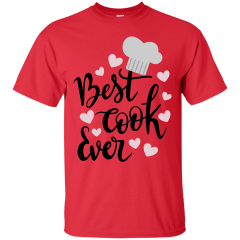 Best Cook Ever Tshirt