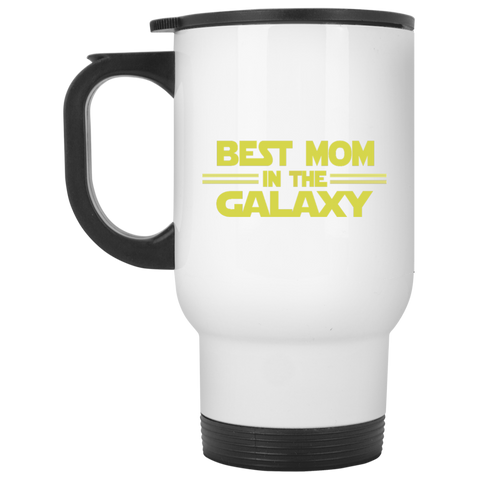 Best  Mom in the Galaxy  Travel Mug