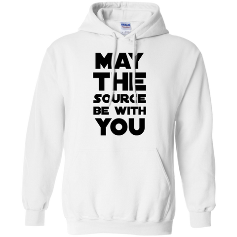May The Source be with you Hoodie