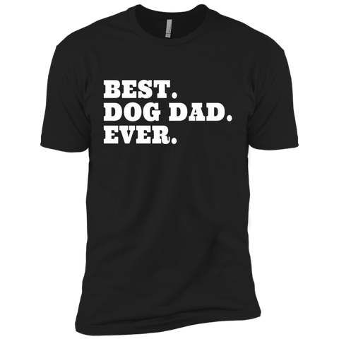 Best. Dog Dad. Ever.  Premium Short Sleeve Tee