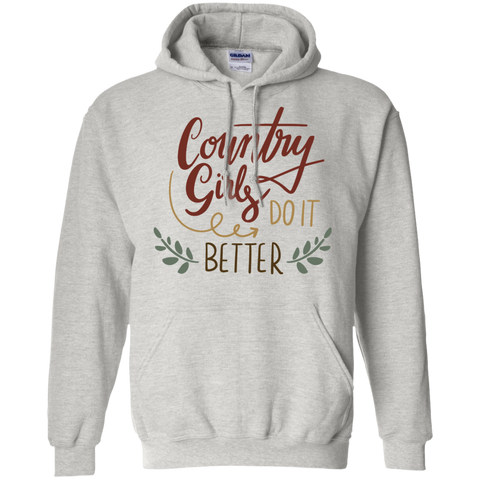 Country Girls Do it Better Hoodie