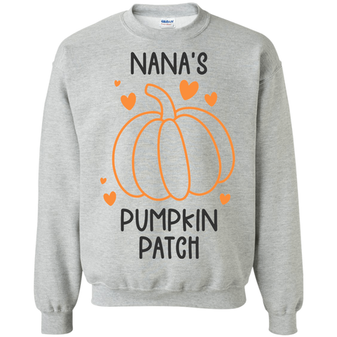 Nana's Pumpkin Patch Sweatshirt