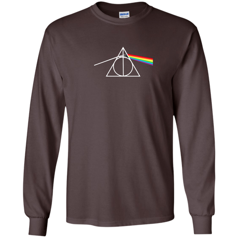 DARK SIDE OF THE HALLOWS  LS   Tshirt