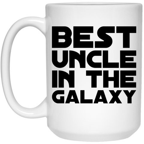 Best Uncle in the Galaxy  Mug