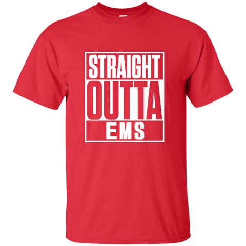 Straight Outta EMS Cotton T-Shirt