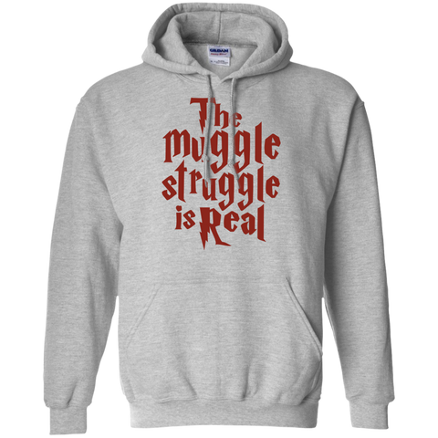 The Muggle struggle is real  Hoodie