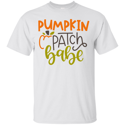 Pumpkin Patch Babe  T-Shirt