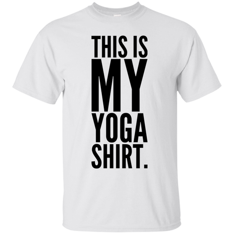 This is My Yoga Shirt  T-Shirt